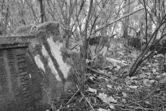 Cmentarze ewangelickie na Białołęce – przy ul. Juranda ze Spychowa, Ruskowy Bród, Kamykowej oraz na terenie katolickiego cmentarza przy ul. Mehoffera Cmentarze ewangelickie, pozostałość po osadnikach holenderskich i niemieckich, obecnie są w bardzo złym stanie. Niewiele już z nich pozostało. Kilka mogił skrzynkowych i fragmenty 2 nagrobków na cmentarzu przy ul. Juranda ze Spychowa oraz 6 fragmentów nagrobków przy Ruskowym Brodzie. Są zniszczone, pełne śmieci.